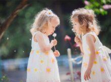 双胞胎区分大法6招,同卵双胞胎的父母必看