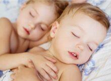 《双胞胎睡眠圣经》解读10:1--2岁双胞胎睡眠特点