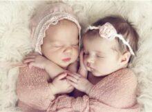 线上活动 你家的双胞胎几周出生