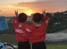 写给双胞胎兄弟,5岁生日快乐