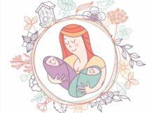 全国各地的双胞胎老母亲都统一成啥样了?